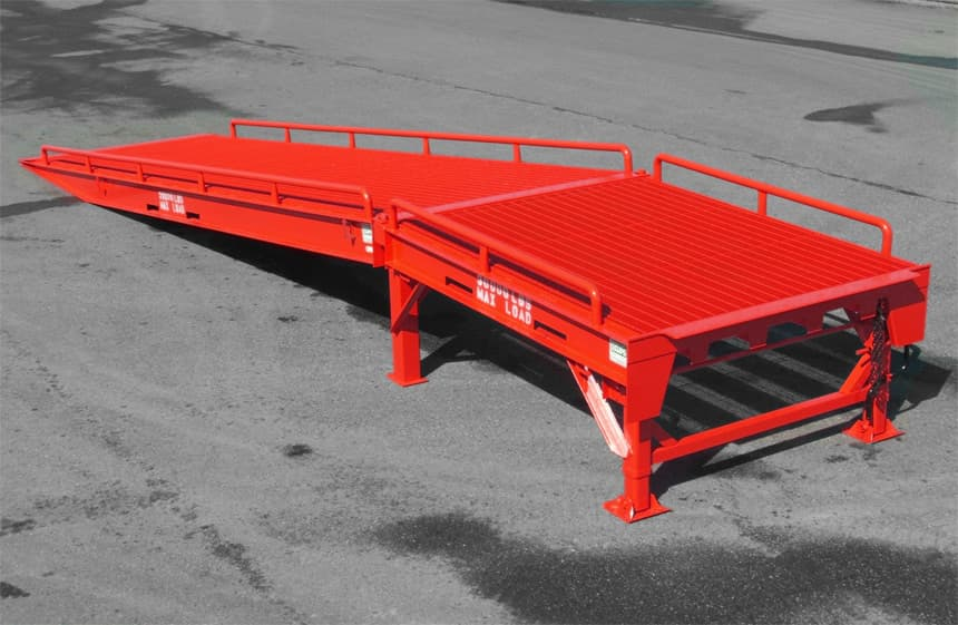 Heavy Duty Ramps Amp Heavy Duty Portable Loading Docks