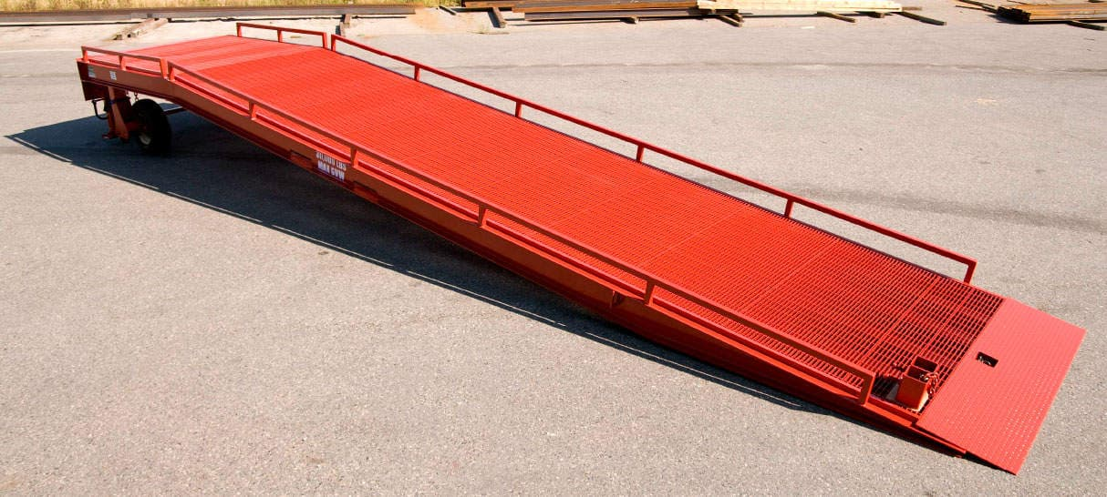 Mobile Ramp - Dura Ramp
