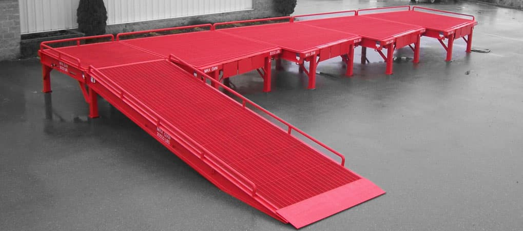 Custom Loading Ramp