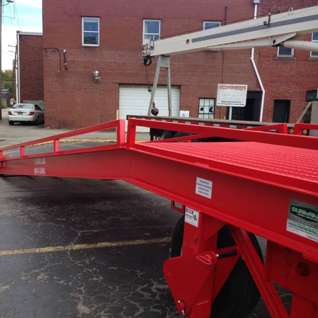 Used Loading Ramp