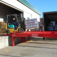 Custom Loading Dock