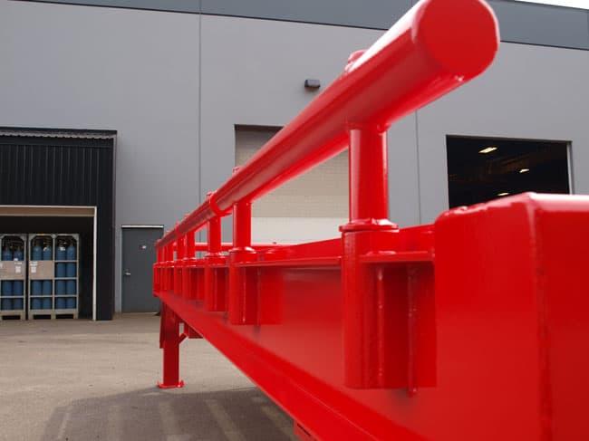 Custom Designed Loading Ramp