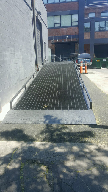 Used Loading Ramps