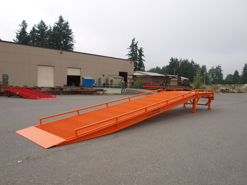 custom loading docks