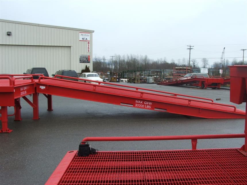 loading ramp portable