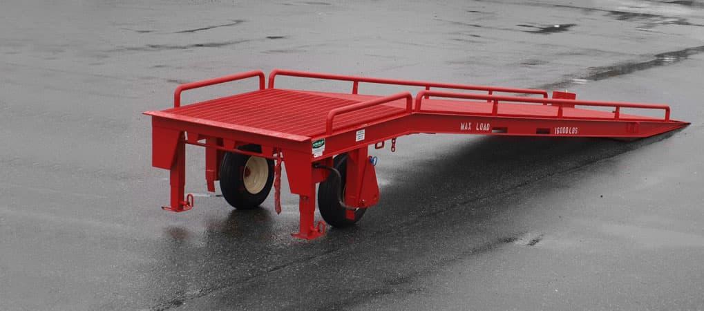 Portable Loading Ramps Heavy Duty Ramps Forklift Ramps