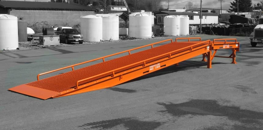 portable loading ramps