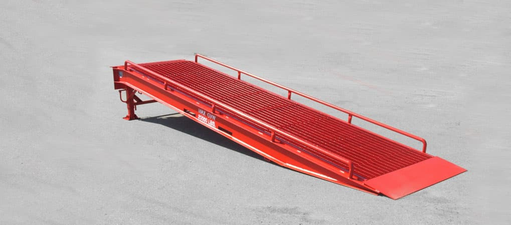 Warehouse Loading Ramp