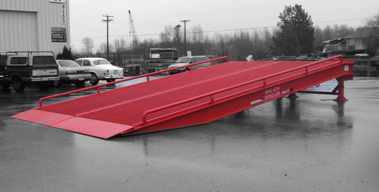 Loading ramp options from Dura-Ramp