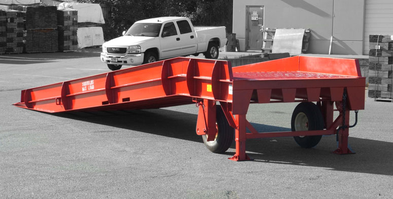 Portable Loading Docks for Various Industries