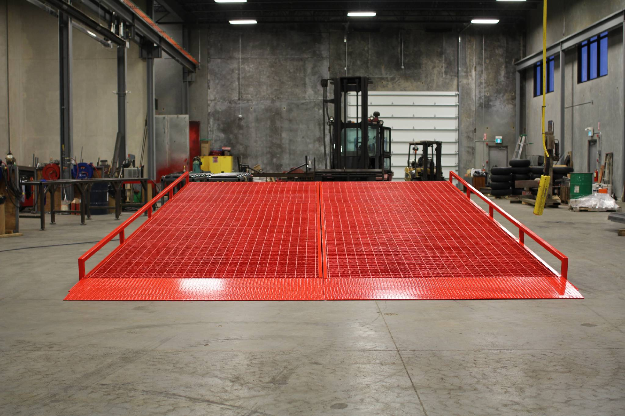 What is a Loading Ramp
