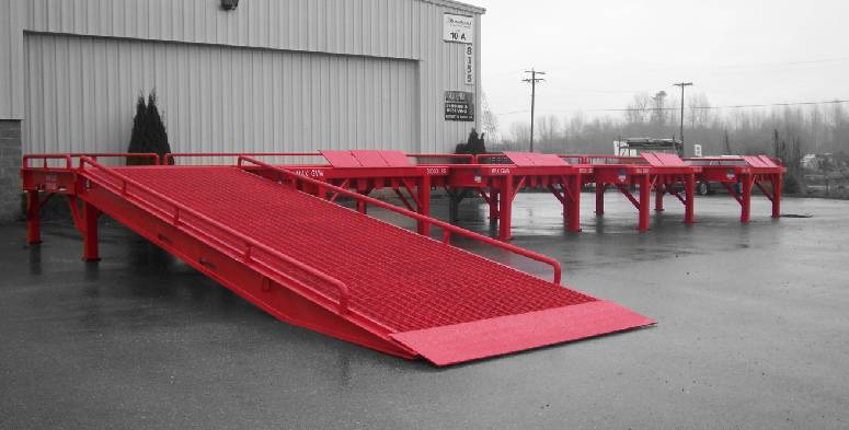 Loading Ramps for Forklifts