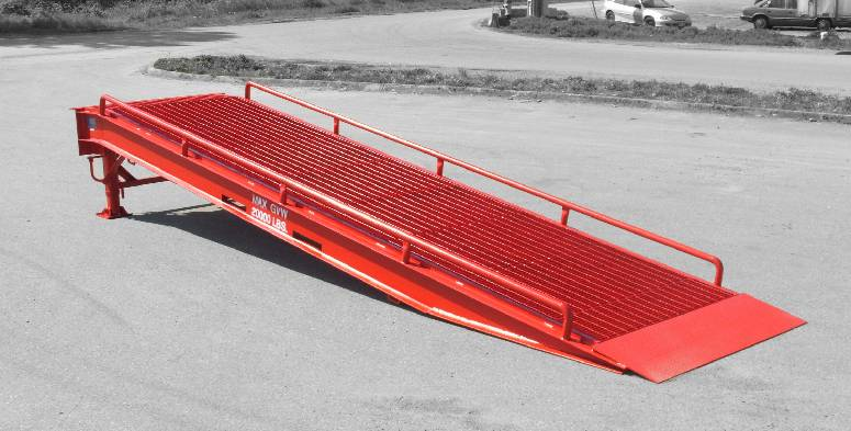 rent or buy loading ramp