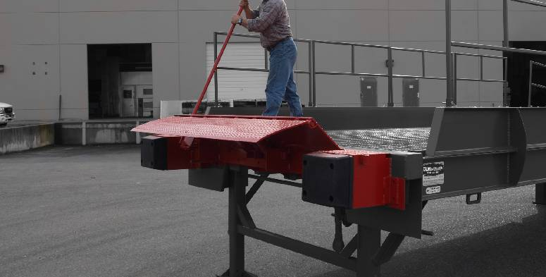 accessories for loading ramps